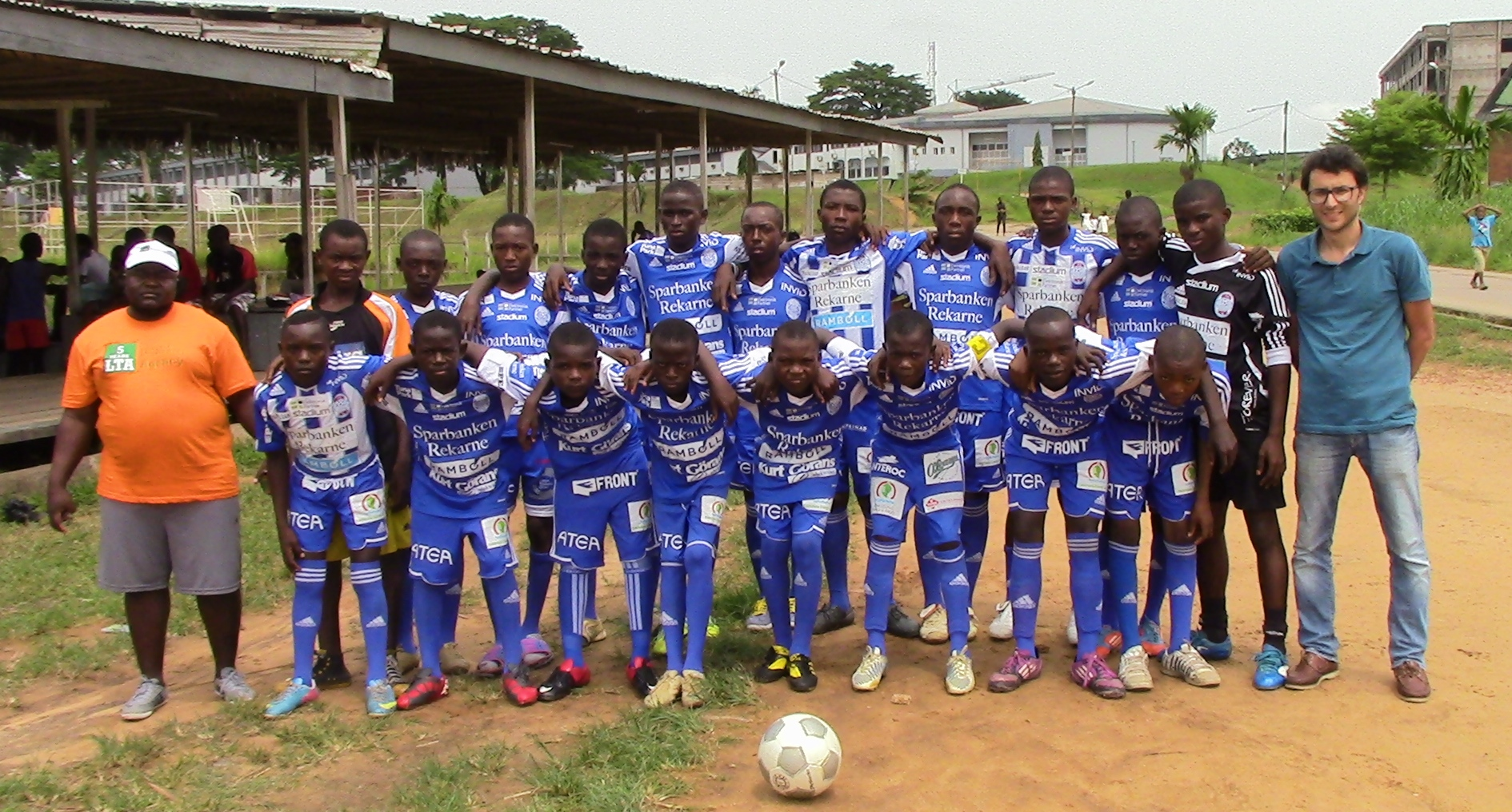 Lightstar United Team w Souley, AM