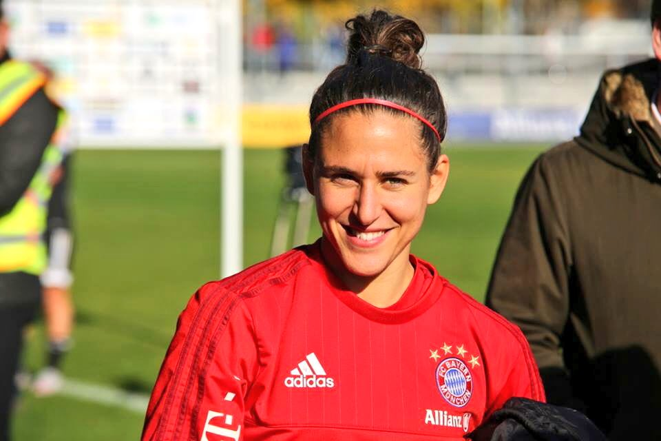 Vero with bayern