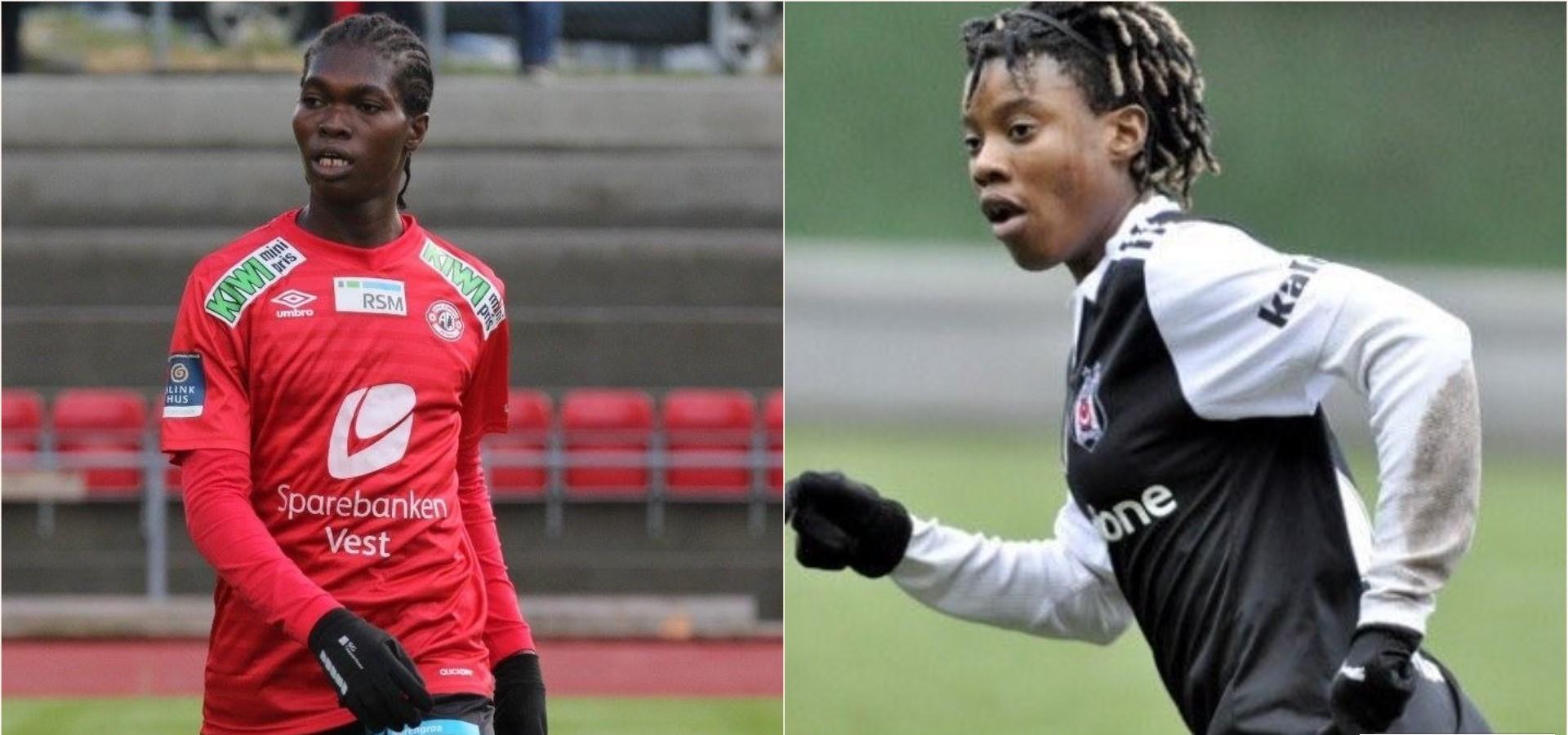 Ivorian Duo in Korea
